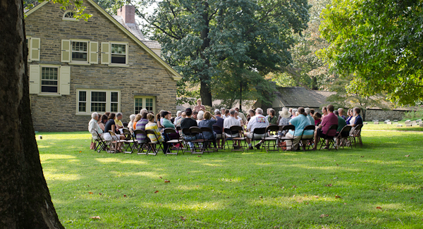 Outdoor Meeting for Worship