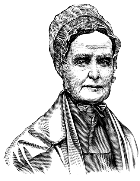 Lucretia Mott, Quaker abolitionist and woman's rights activist